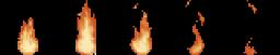 炎アニメパターン