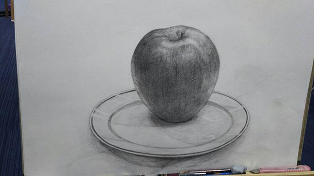 クラスメイトの作品
