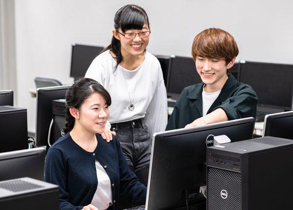 ゲームプログラマー学科
