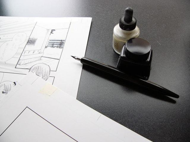 漫画家アシスタントの仕事を解説