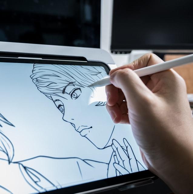 デジタル漫画