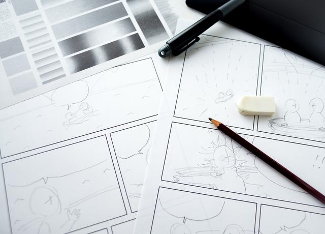 漫画家になるために専門学校で身に付けたいスキル