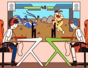 格闘ゲームとは?eスポーツ(イースポーツ)で採用ゲームについて