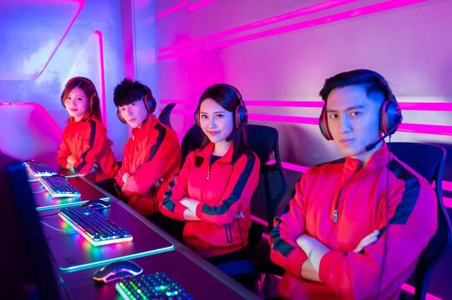 プロゲーマーチーム