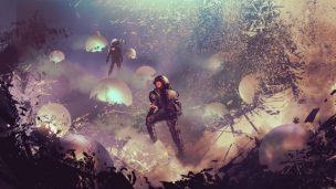 オンラインストラテジーゲームビジュアル