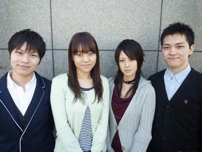青年座映画放送部合格の4名です