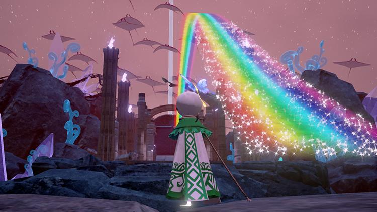 Rainbow Step