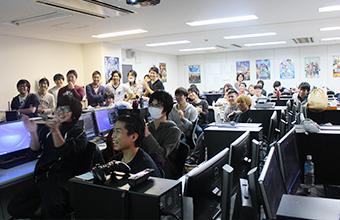 (株)株式会社SNKに内定した清水凱(しみず かい)くん
