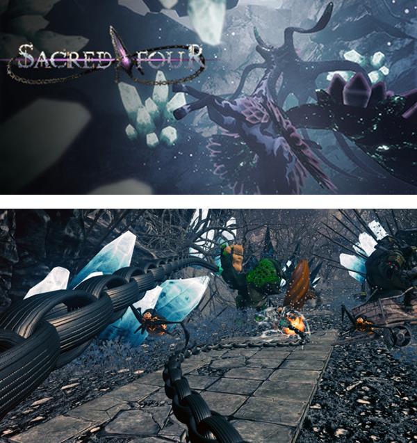 Sacred Four